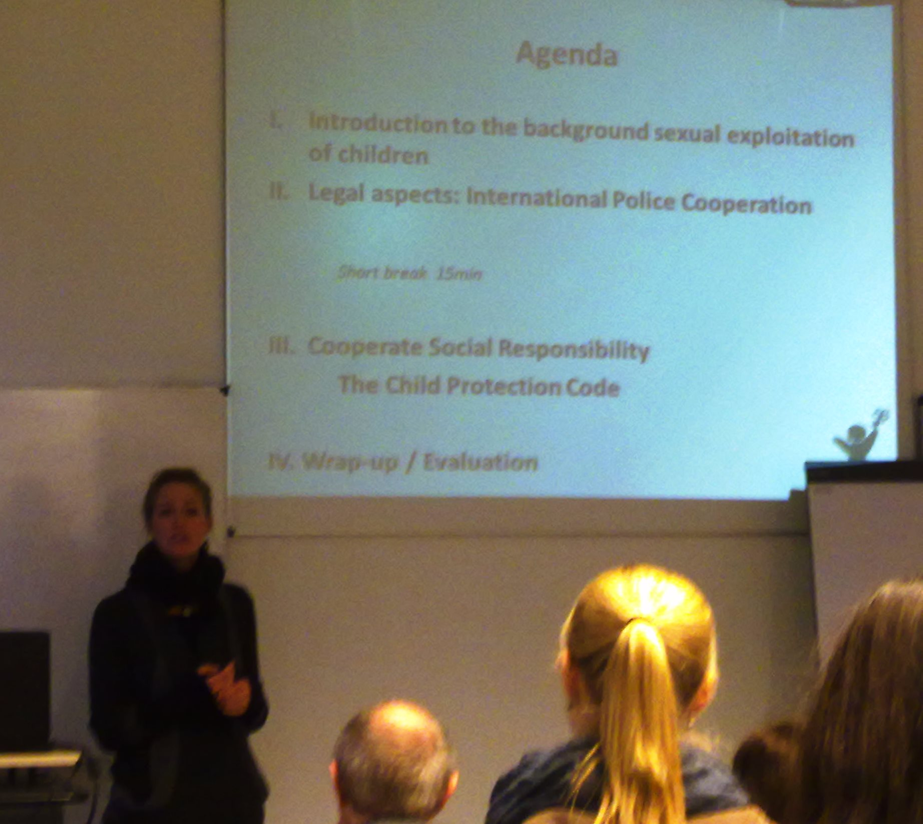 ECPAT Workshop