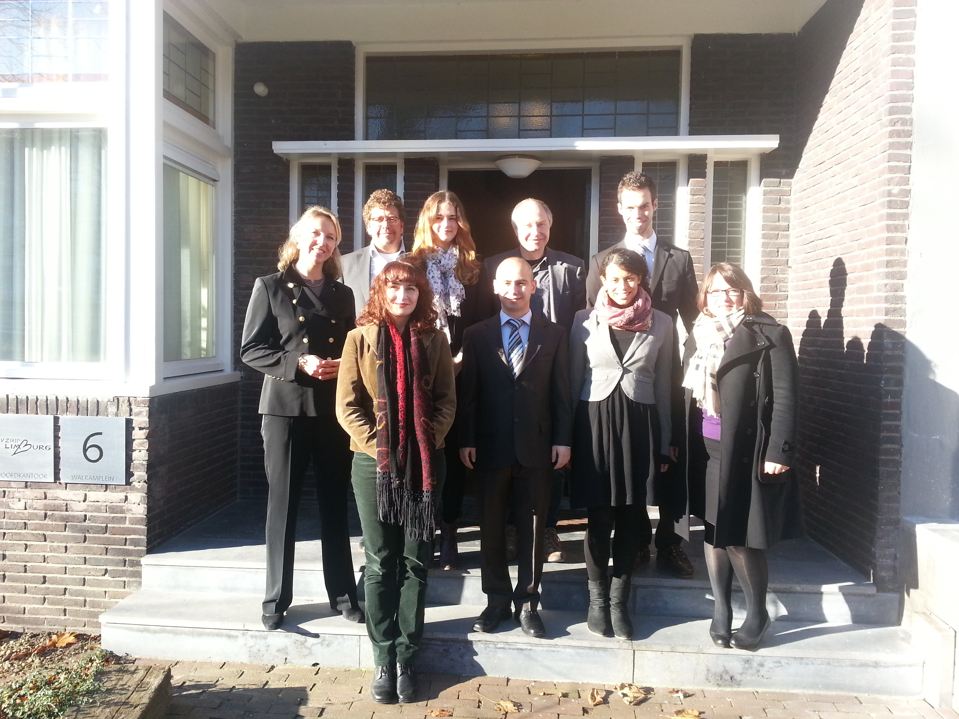"Project Team ""Toolkit of Sustainability Indicators for Small Accommodations in South Limburg"""